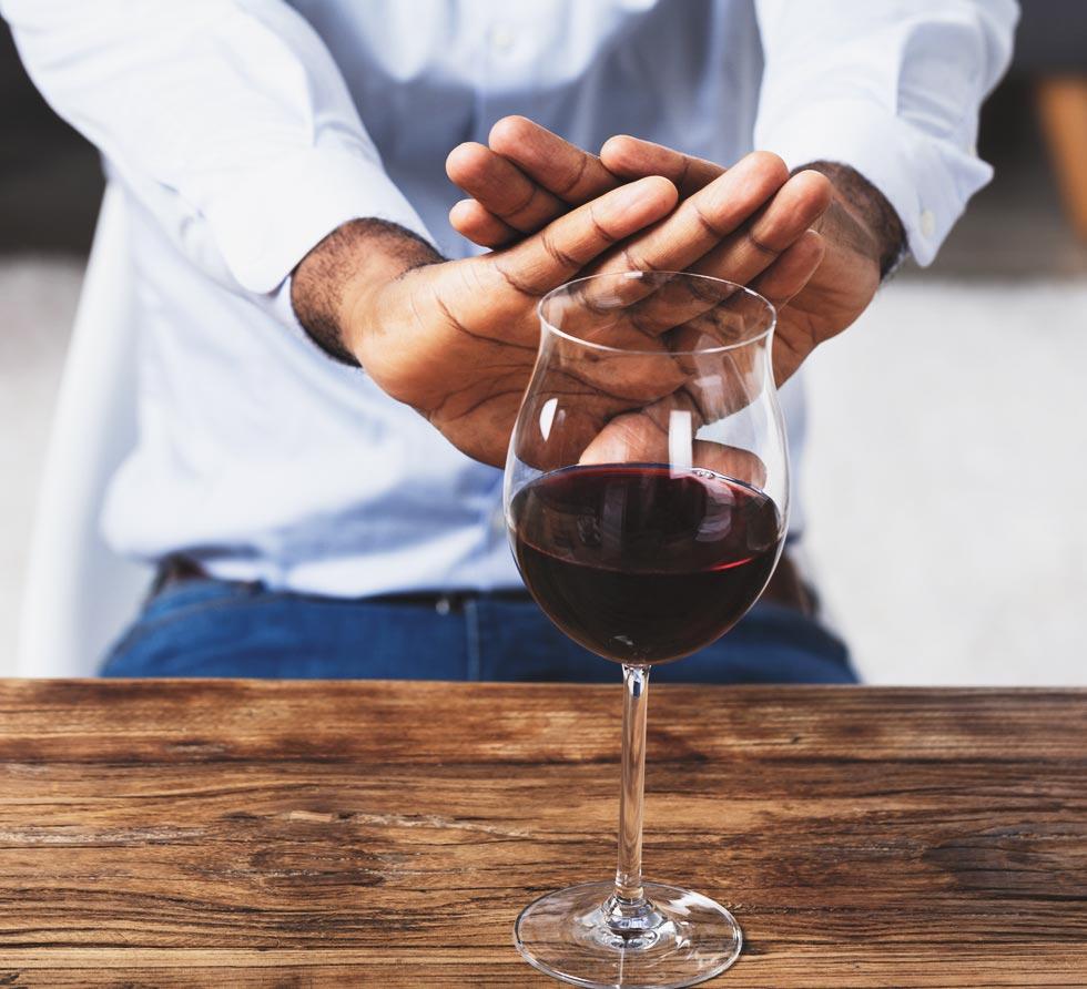 Behandlung der Alkoholabhängigkeit